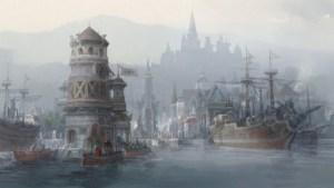 Iriaebor, die Stadt der Tausend Türme (The Adventurer)