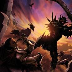 Die Schlacht um das Dorf (The Grey Guardians)
