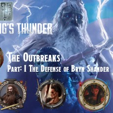 The Defense of Bryn Shander (The Outbreaks)