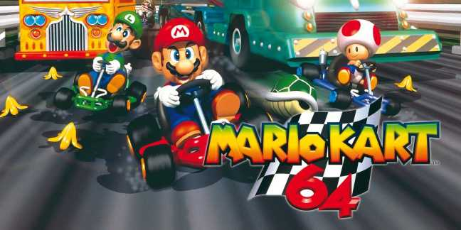 Mario Kart 64 ROM - How to download and play on your PC