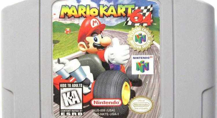 Mario Kart 64 ROM 1