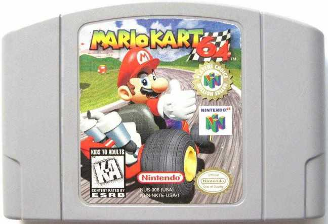 Mario Kart 64 Download for PC