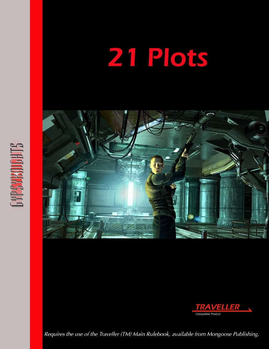 21 Plots Cover