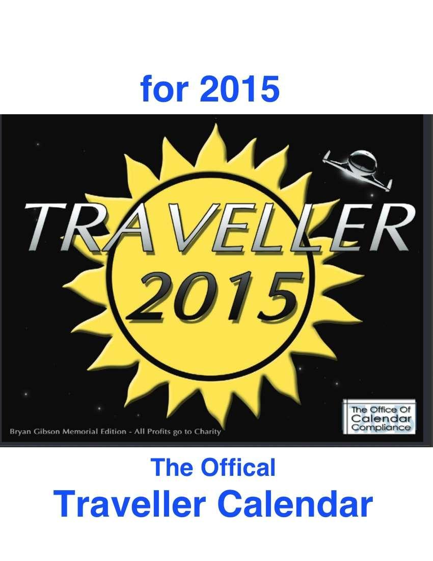 Traveller Calendar 2015