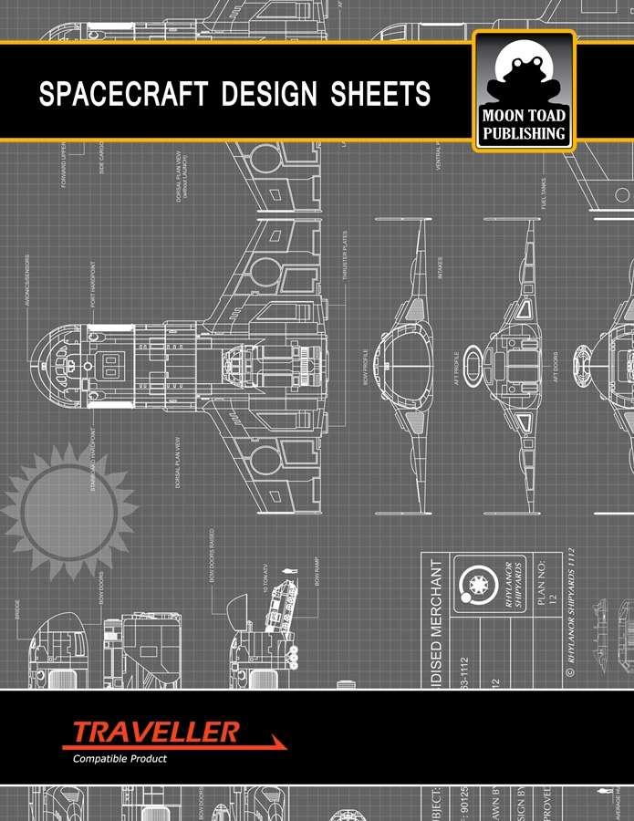 Spacecraft Design Sheets