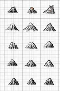 Copying and pasting mountains is dangerous business