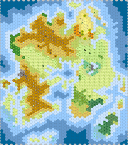 Campaign map prototype