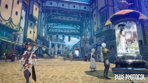 First Blue Protocol Details, Media Revealed – RPGamer
