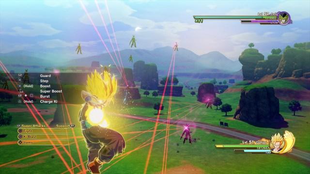 Dragon Ball Z: Kakarot Introduces the Cell Saga – RPGamer
