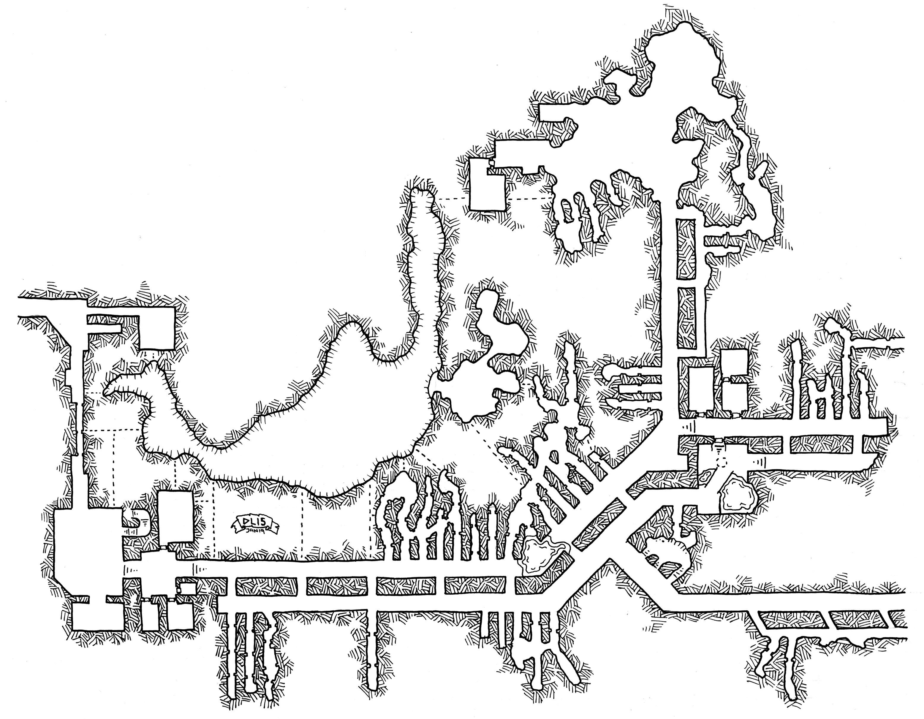 Megadelve The Hematite Mines