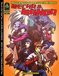Mecha&Manga