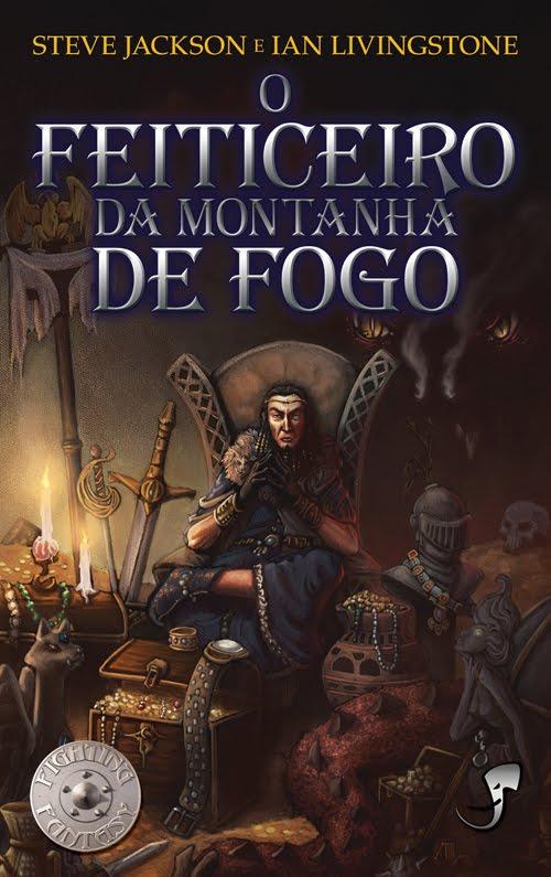 Sim, exclusivo, porque acabou de ficar pronta! Direto da forja da Jambô Editora, recebemos em primeira mão a capa da edição Brasileira d'O Feiticeiro da Montanha de Fogo, cuja arte […]