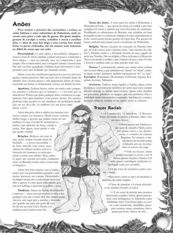 Direto do Twitter do Marcelo Cassaro, com arte de Erica Awano e design da página (e da capa do Tormenta RPG) de Dan Ramos (autor do Paragons), o anão. O […]