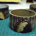 reciclando3 150x150 Cenários de Papel com Material Reciclado