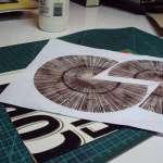 reciclando4 150x150 Cenários de Papel com Material Reciclado