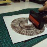 reciclando5 150x150 Cenários de Papel com Material Reciclado