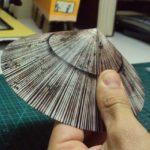 reciclando7 150x150 Cenários de Papel com Material Reciclado