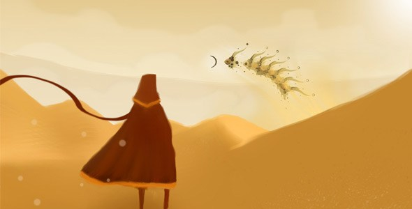 Journeycomeça com um peregrino em um manto vermelho no meio de um deserto. Não há um longo vídeo de apresentação em CG, nem qualquer história prévia: apenas você cercado de […]