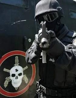 soldado do bope