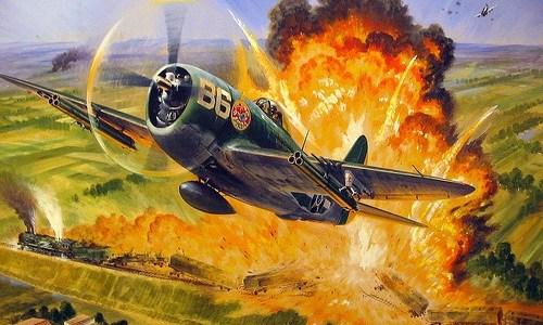 """Os brasileiros que combateram na Itália eram todos voluntários, representavam o melhor que o país tinha a oferecer ao mundo no seu tempo. No 1º GAvCa ouvia-se os """"Tchê"""", """"Uai"""", […]"""