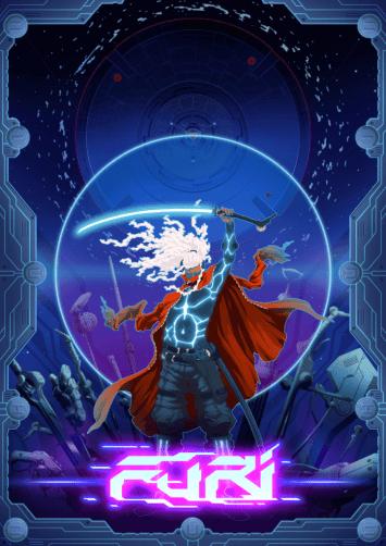 Furi_Poster