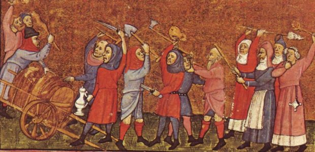 Rebelião dos Servos 1101 c.e. ? 1107 c.e. Em 1100 o território do reino de Sambúrdia era gigantesco, compreendendo também o atual reino de Trebuck. Por causa do tamanho era […]