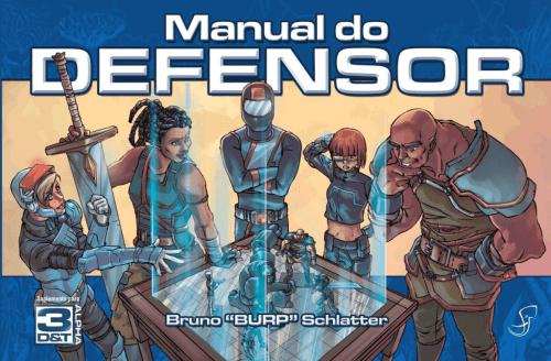 Manual do Defensor - Concurso Alphaversos