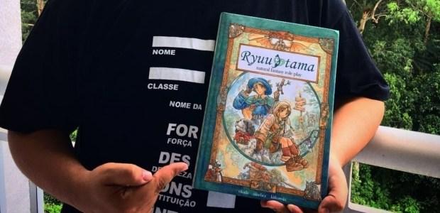 Meu #02 de #52rpgs (clique aqui para saber mais). Conheci Ryuutama há uns bons anos, quando o meu comparsa Bruno Schlatter fez uma linda resenha do jogo aqui mesmo no […]