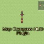 Map Compass HUD Plugin