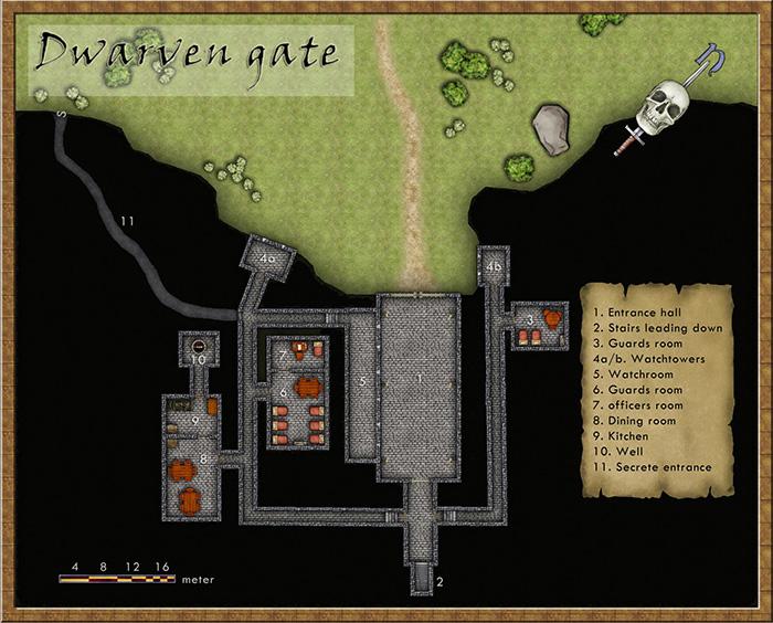 Dwarven-entrance