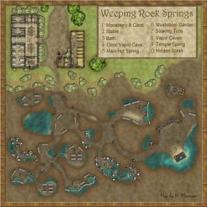 Mary Mosman - Weeping Rock Springs