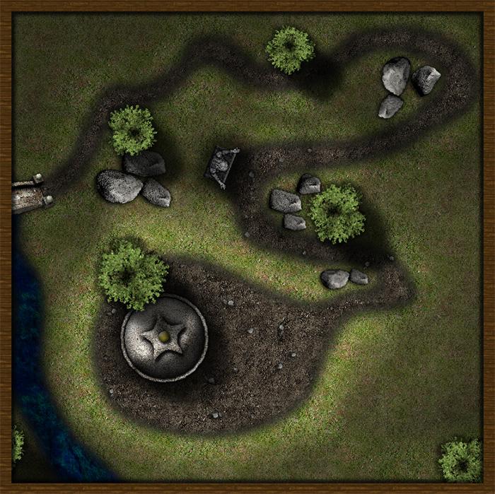 Shrine on a Hill