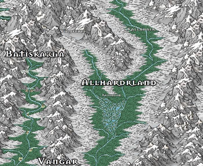 Allhardrland