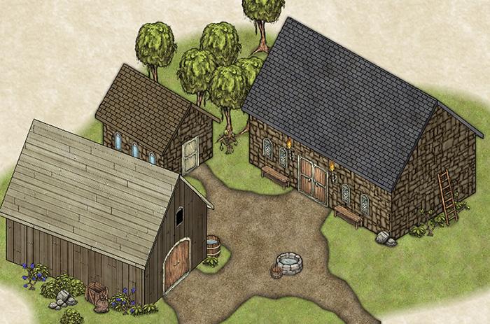 Perspective Village