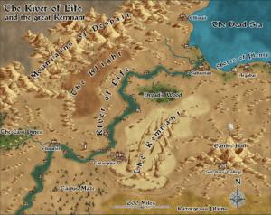 CA116 River of Life