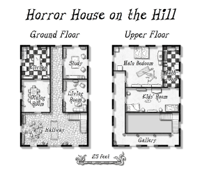 The Horror House on the Hill