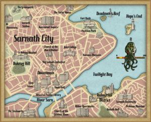 CA132 Sarnath City