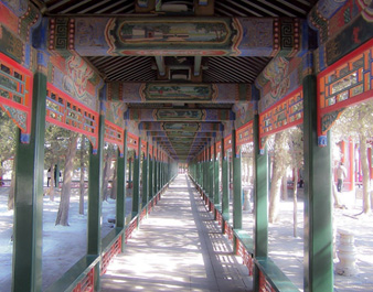Chinese Summer Palace