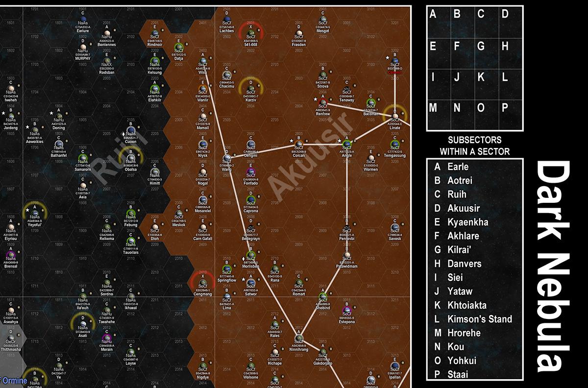 Profantasy's Map-making Journal » starmap