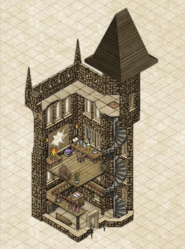 Max Schellsen - Building