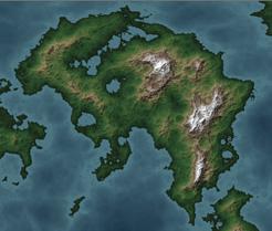 Ocean Contours 1