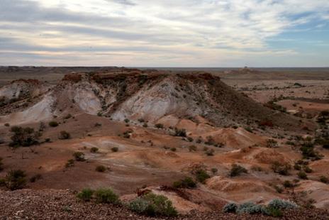 Quenten Desert