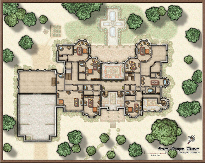 Green Dragon Manor
