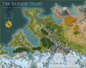 The Savage Coast