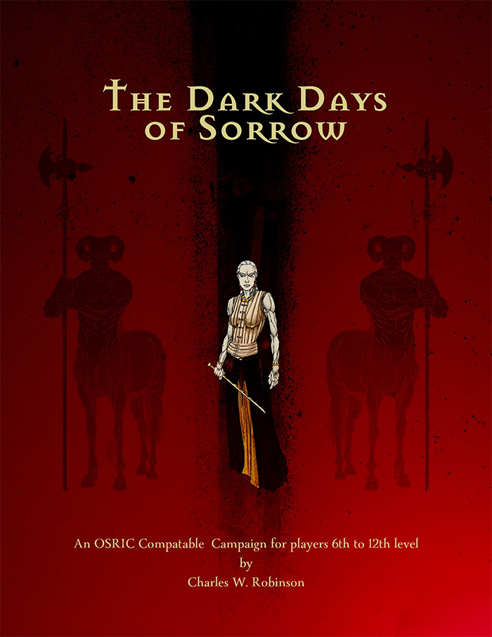 Dark Days Of Sorrow