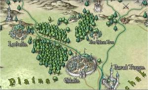 Example Elven Structures