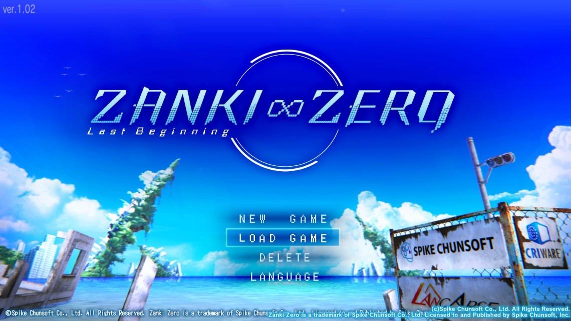 RPG Memento - Zanki Zero: Last Beginning - First Impressions