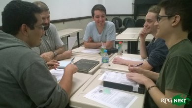 Photo of Oficina de RPG na Universidade Positivo