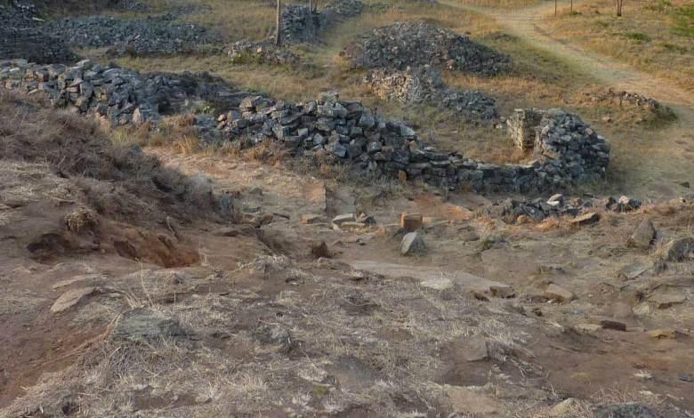 Desolação de uma paisagem árida - Imagem do Tarrasque na Bota 21 - A mina perdida de Phandelver - Episódio 21 - Hamun Kost