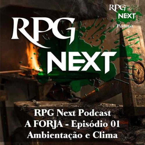 Capa MP3 do episódio 01 de A Forja